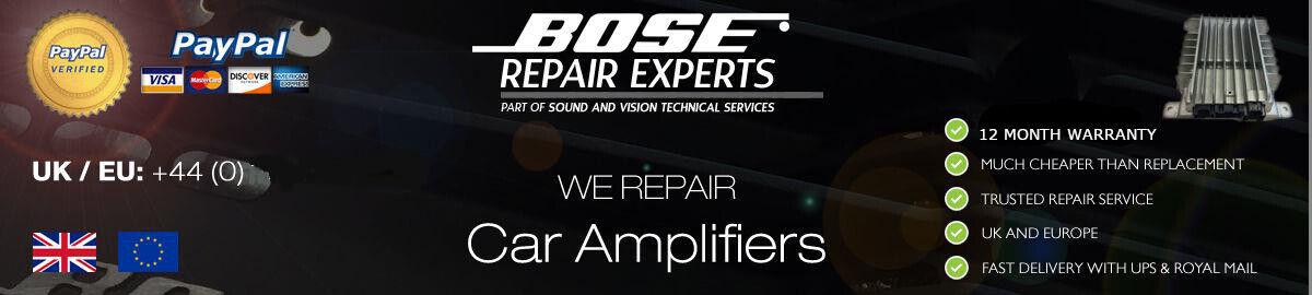 Bose Repair Experts .co.uk