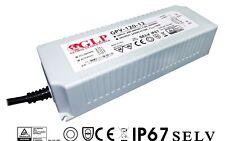 GPV-120-12 120 Watt - 12 Volt LED Trafo Treiber Netzteil IP67 Wasserfest