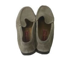 Cole Haan Country Women's Size 6B  Suede Loafers Shoes Gray