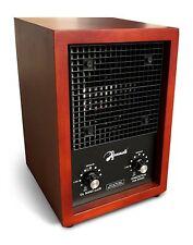 Mammoth Cherry Wood Ionic Ion & Ozone Generator Home Use Air Purifier