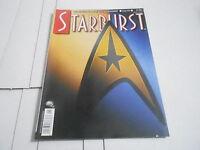 #341 STARBURST science fiction tv  magazine (UNREAD) STAR TREK