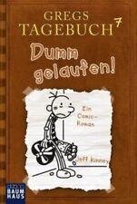 Dumm gelaufen! / Gregs Tagebuch Bd.7 von Jeff Kinney (Taschenbuch) NEU