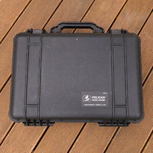 Pelican 1550 Camera Guard Waterproof Case for Hasselblad Mamiya Bronica Nikon