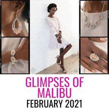 Paparazzi Fashion Fix Feb 2021- Glimpses of Malibu
