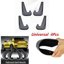 4Pcs High Grade EVA Plastic Fender Splash Guards Mud Flaps Mudflaps For Car SUV