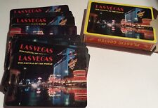 LAS VEGAS Fun Capital of the World Deck Playing Cards ~Vintage FLAMINGO BARBARY