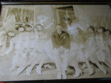 1917 Antique Photo NY Broadway HAVE A HEART White Studio Stage ROSE Theater