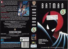 BATMAN 3 (1992) vhs ex noleggio