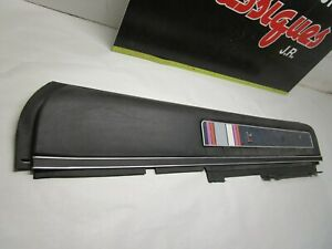 1971-1974 AMC JAVELIN AMX UPPER DOOR PANEL PIERRE CARDIN RIGHT SIDE