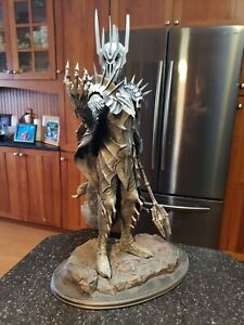 Sideshow Weta Lord of the Rings The Dark Lord Sauron Statue