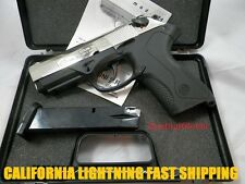 METAL ITALY CHRO REPLICA BERETTA P4 MOVIE PROP PISTOL HANDGUN TRAINING 9MM Ekol