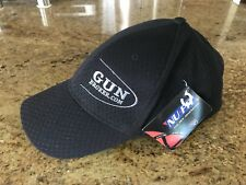 Gunbroker baseball cap hat nascar firearms supporter Second Amendment Fit L/XL