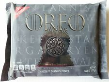 NEW Nabisco Oreo GAME OF THRONES DESIGN Cookies FREE WORLDWIDE SHIPPING