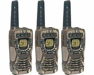 COBRA 37-Mile Floating  Waterproof Two Way Radio Walkie Talkies (3-Pack)