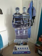 More details for star trek (2009 jj abrams) film cardboard cutout standee (chris pine)
