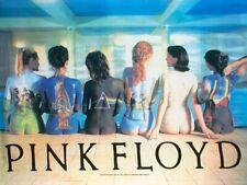 Pink Floyd Textile Flag Back Catalogue 105 x 77cm
