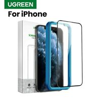 Ugreen For iPhone 11 Pro Max Screen Protector Tempered Glass Full Coverage