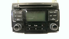 Original 2011 Hyundai Sonata Autoradio XM Sat Radio CD Player # 96180-3Q001