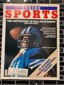Inside Sports - Danny Ryan - December 1980 -(M20A)