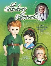 1930's 40's 50's Madame Alexander Dolls Price Guide Book 60's 70's 80's 90's