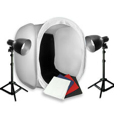 JensenBest Photography Light Box Dome Studio With Lights