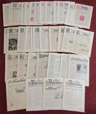 Posten Philatelistische Zeitschriften Cottbuser Postkutscher die Lupe SammlerExp
