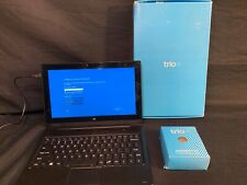 (E) windows pro book 10.6 2 in one tablet and laptop