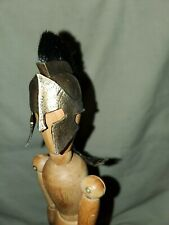"Accessories for 12"" Action Figure 1:6 scale Spartan King Helmet Leonidas"