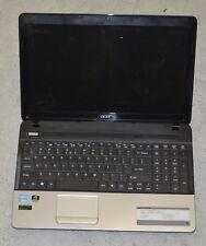 """ACER Aspire e1-571g 15,6"""" laptop guasto, pezzi di ricambio."""
