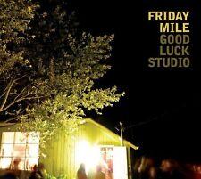 Friday Mile - Good Luck Studio [New CD]
