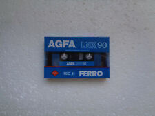 Vintage Audio Cassette AGFA LNX 90 * Rare From Germany 1982 *