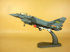 1/48 China Fighter plane J 10 (doubt seat) DIECAST MODEL