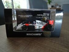 F1 1/43 McLaren Mp4/5 Honda Prost World Champion 1989 Minichamps