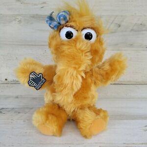 Vintage Baby Alice Snuffleupagus Sister Sesame Street Plush Muppets Applause