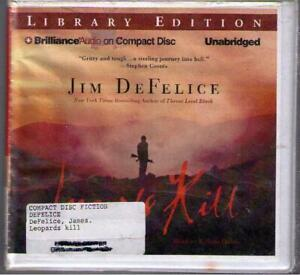Leopard's Kill by Jim DeFelice (2007) CD Complete & Unabridged  9 CDs
