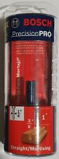 Bosch 85225MC 3/8 Inch Carbide Tipped Double Flute Straight Bit