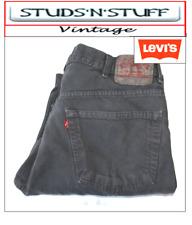 """VINTAGE LEVIS 505'S REGULAR FIT JEANS  W38"""" L32"""" APROX SIZE UK  18 (T5)"""