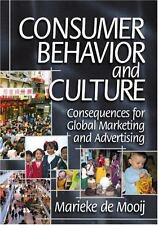 Consumer Behavior and Culture: Consequences for Global Marketing and-ExLibrary