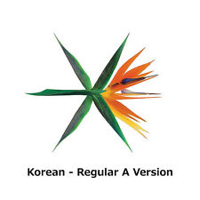 The War by EXO The 4th Album The Korean Regular A Version