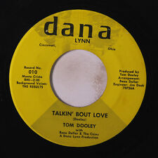 TOM DOOLEY: Talkin' Bout Love / Stay By The Phone 45 Soul