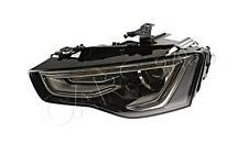 AUDI A5 RS5 Coupe 2012- LED Facelift Bi-Xenon Headlight Front Lamp Black LEFT