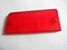 Fiat 131 Glass for Rear Light Luminaire Lamp Indicator Red Left 951 El 15