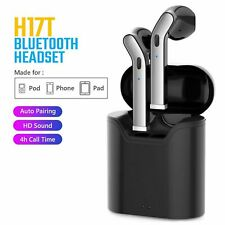 H17T TWS Bluetooth 5.0 Headphones Earphones Wireless Earbuds For iPhone Android
