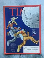 Time Magazine July 29, 2019 The Next Spac Race Free Shipping