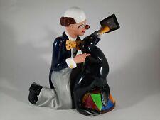 "Royal Doulton Figurine Partners Circus Clown Seal Horn Hn 3119 6 1/2"""