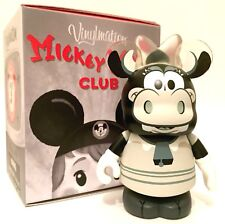 Disney Parks Mickey Mouse Club Series Vinylmation Clarabelle w/ box and bag