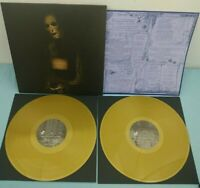 With the Dead - Love From With the Dead - Aztec Gold 1st Press Double Vinyl LP