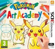 Pokemon Art Academy 3DS NUOVO ITA