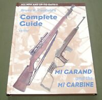 """""""COMPLETE GUIDE TO THE M-1 GARAND & M-1 CARBINE"""" US WW2 WEAPONS REFERENCE BOOK"""