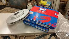front break discs for vivaro/nissan/renault